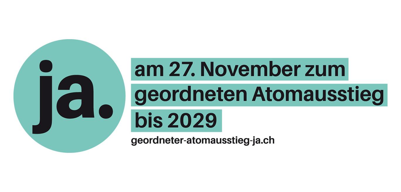 Geordneten Ausstieg aus der Atomenergie